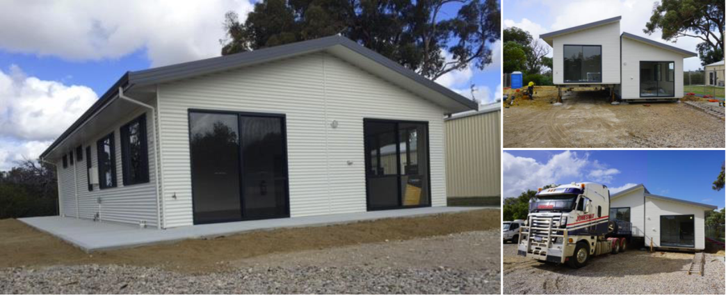 Commercial Projects - Modular WA